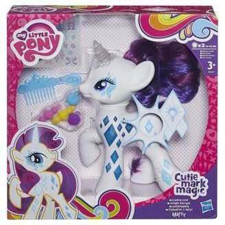 My Little Pony Cutie Mark Magic Glamour Glow Rarity Figure