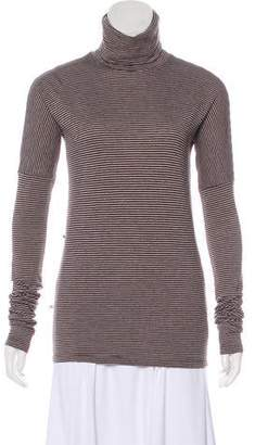 Humanoid Striped Turtleneck Top w/ Tags