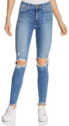 Joe's Jeans The Charlie Ankle Skinny Jeans in Kiara
