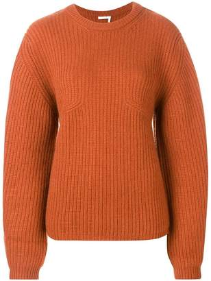 Chloé chunky knit sweater