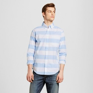 Merona Men's Long Sleeve Striped Button Down Shirt $24.99 thestylecure.com