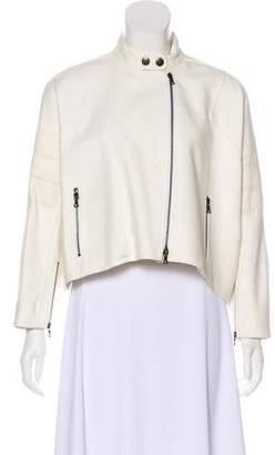 Dries Van Noten Knit Zip-Up Jacket