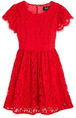 Bardot Junior Girls' Sienna Lace Dress - Little Kid