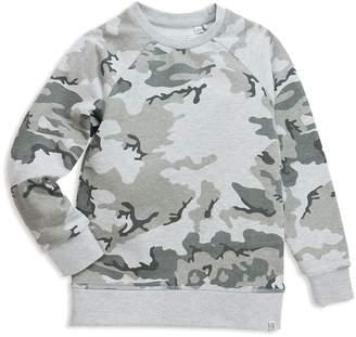 Sovereign Code Boys' Camo-Print Sweatshirt