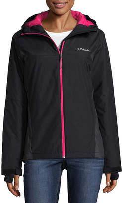 Columbia Tipton Pass Woven Waterproof Midweight Ski Jacket