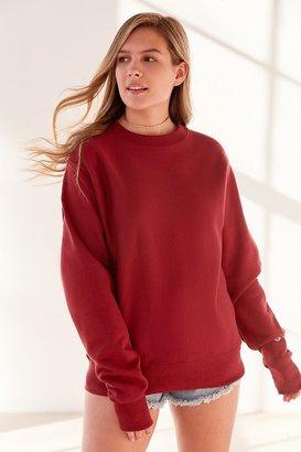 Champion Reverse Weave Crew-Neck Sweatshirt $45 thestylecure.com