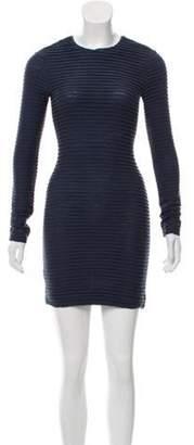Kimberly Ovitz Ribbed Mini Dress Ribbed Mini Dress