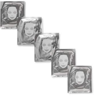111Skin Bio Cellulose Facial Treatment Mask, 5 X 23ml