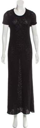 James Perse Knitted Maxi Dress w/ Tags