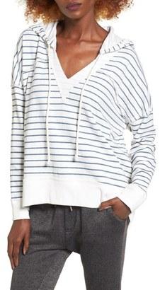 Women's Rip Curl Winslow Stripe Pullover $54 thestylecure.com