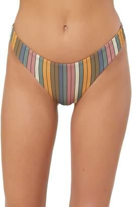 O'Neill Lora High Cut Bikini Bottoms