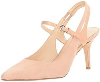 Nine West Women's Leisa Suede Dress Sandal
