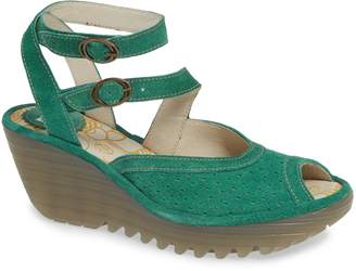 Fly London Yaxi Wedge Sandal