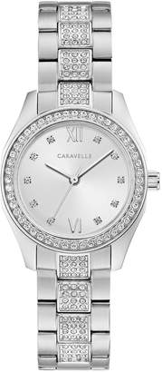 Bulova Caravelle By Caravelle by Women's Crystal Watch - 43L212