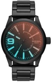Diesel Rasp Stainless Steel Bracelet Watch