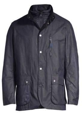 Barbour Surge Waxed Cotton Jacket