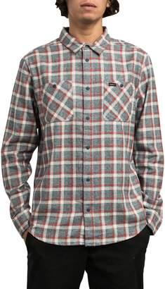 RVCA Hero Flannel Shirt