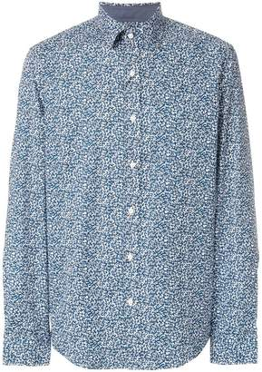 Michael Kors scribble-print shirt