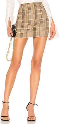Alice + Olivia Elana Mini Skirt