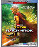Disney Thor: Ragnarok Blu-ray 2-Disc Combo Pack