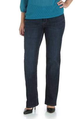 Lee Women's Slender Stretch Straight Leg Jean