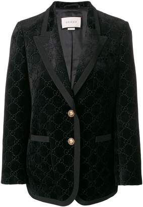 Gucci GG Supreme dinner jacket