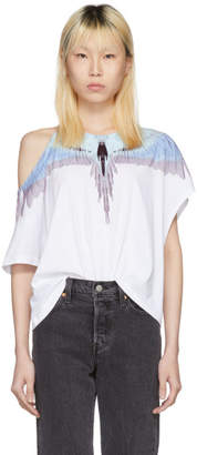 Marcelo Burlon County of Milan White Wings T-Shirt