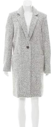 Zac Posen Giselle Knee-Length Coat