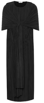The Row Lisse pleated jersey dress