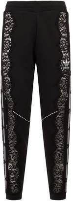 Stella McCartney Lace Trim Sweatpants