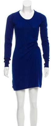 Thakoon Long Sleeve Knit Dress