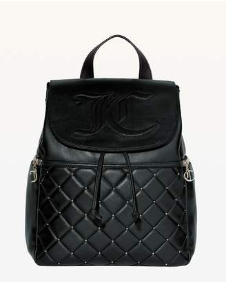 Juicy Couture Ellen Leather Backpack
