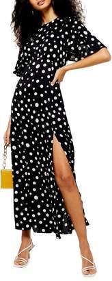 Topshop Austin Spot Dress