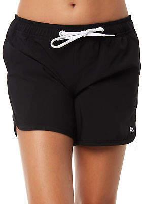 Rip Curl New Girls Kids Girls Essentials 5 Inch Boardshort Black