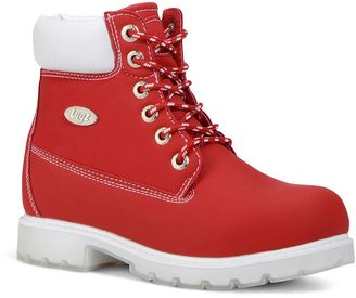 Lugz Drifter 6 TL Grade School Kids' Ankle Boots $55 thestylecure.com