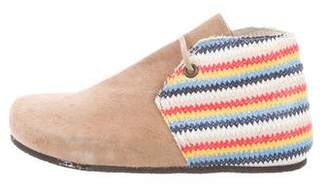 Peter Non Suede Desert Boots w/ Tags