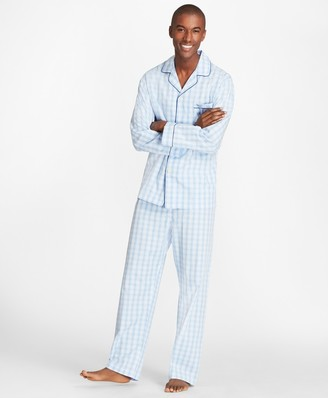 Brooks Brothers Large Plaid Pajamas