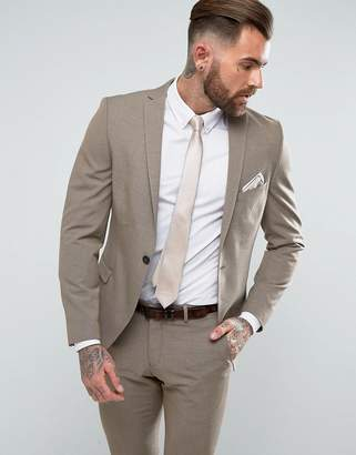 Selected Skinny Suit Jacket