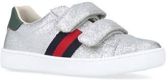 Gucci New Ace VL Glitter Sneakers