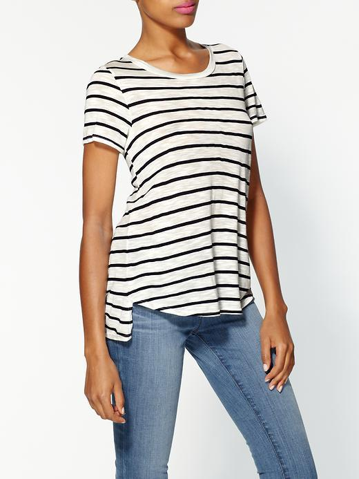 Eight Sixty Striped Knit Top