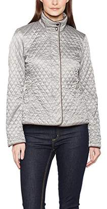 Geox Ladies Quilted Jacket WOMAN JACKET W7220TT2161, Monotone, Gr. (Manufacturer size: )