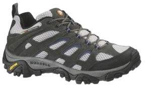 Merrell Moab Ventilator Leather Sneakers