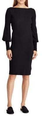 Lauren Ralph Lauren Slim-Fit Shift Shirtdress