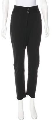 Barbara Bui High-Rise Straight-Leg Pants w/ Tags