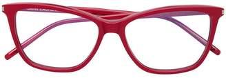 Saint Laurent Eyewear cat-eye framed glasses