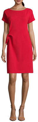 PROJECT RUNWAY Project Runway Side Knot Dress
