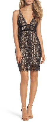 Women's Bardot Serpentine Minidress $119 thestylecure.com