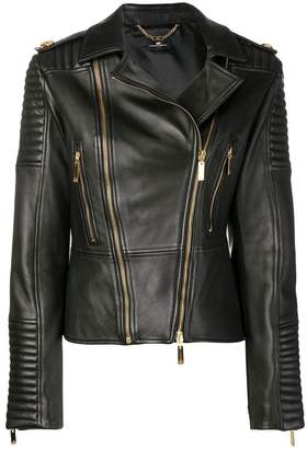 Elisabetta Franchi biker jacket