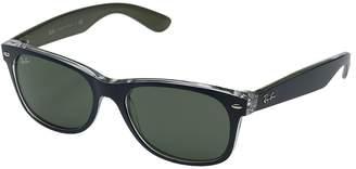 Ray-Ban RB2132 New Wayfarer 55mm Fashion Sunglasses
