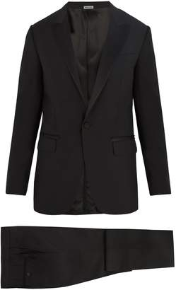Lanvin Attitude-fit single-breasted wool-blend suit